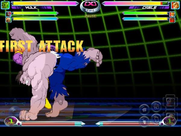 iOS Gems: Marvel vs. Capcom 2, Max Payne Mobile, Mega Man X + Pip and Posy: Fun and Games