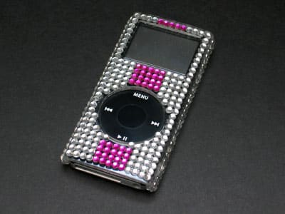 Preview: XtremeMac iBling for iPod nano
