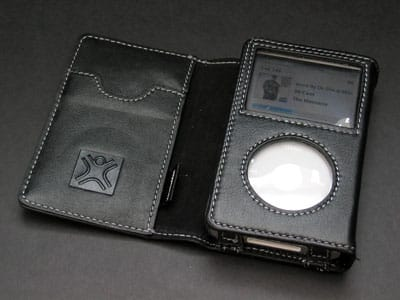 First Look: XtremeMac MicroFolio for iPod with video