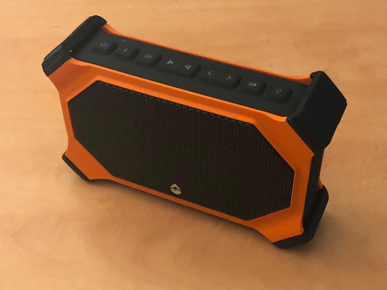 Review: Ecoxgear EcoSlate Rugged Waterproof Bluetooth Speaker