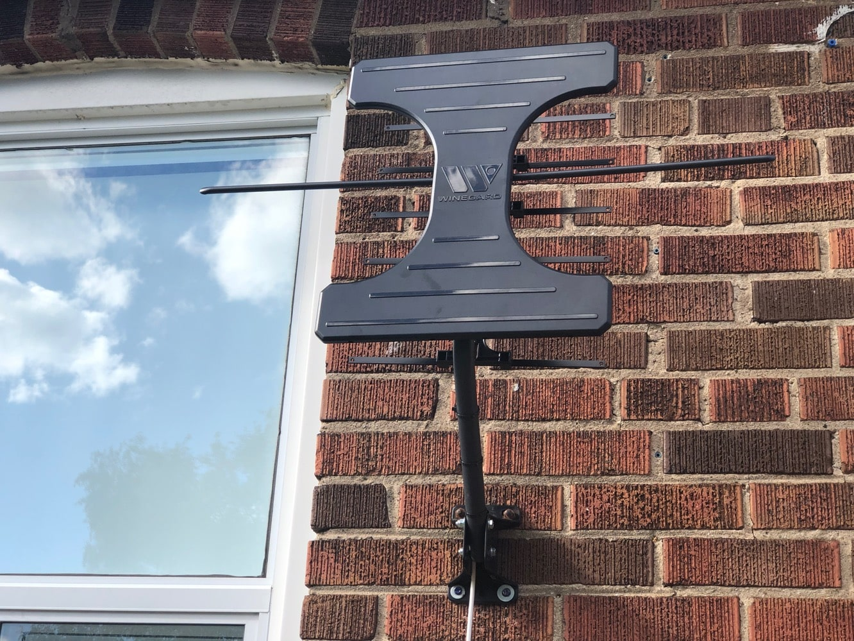 Review: Winegard Elite 7550 Long Range VHF/UHF Outdoor HDTV Antenna