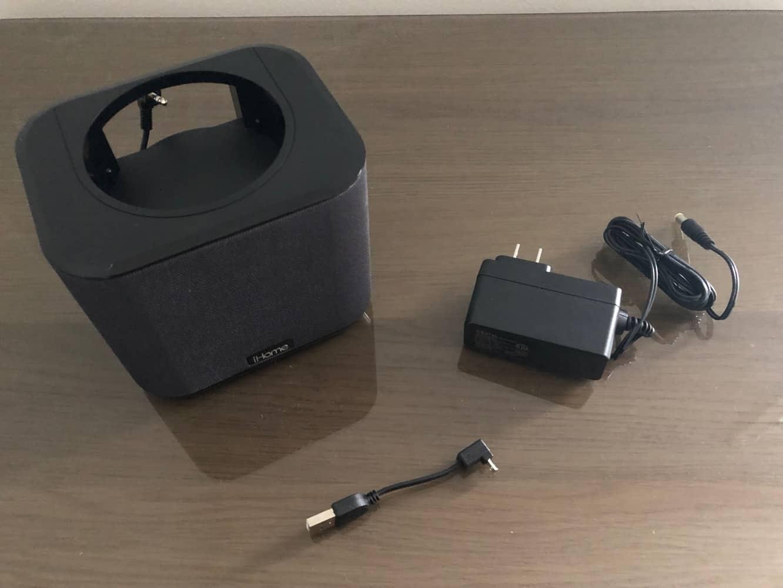 Review: iHome iAV2 Speaker System for Amazon Echo Dot