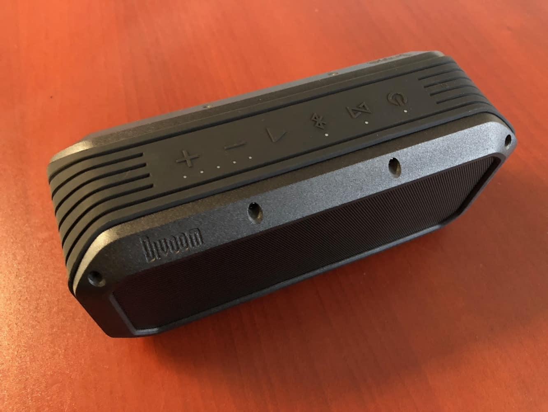 Review: Divoom Voombox Power Rugged Portable Wireless Speaker