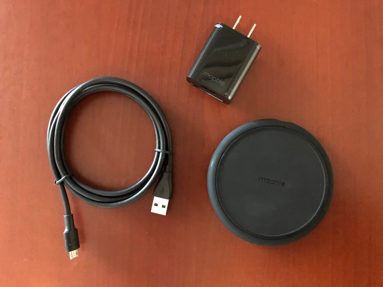 Review: Mophie Charge Stream Pad+