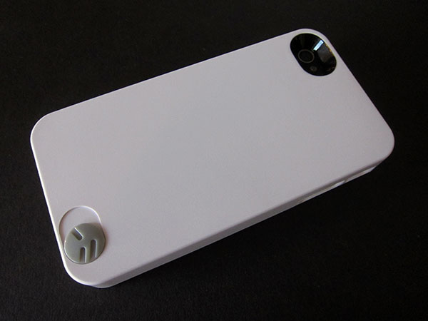Review: SwitchEasy Card for iPhone 4
