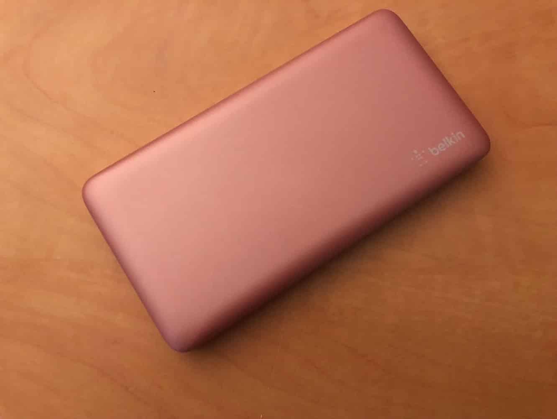 Review: Belkin Pocket Power 5K Portable Power Bank