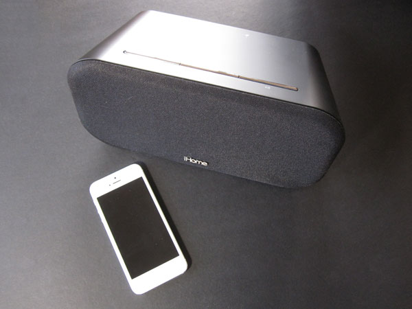Review: iHome iBT25 Bluetooth Wireless Stereo Speaker System