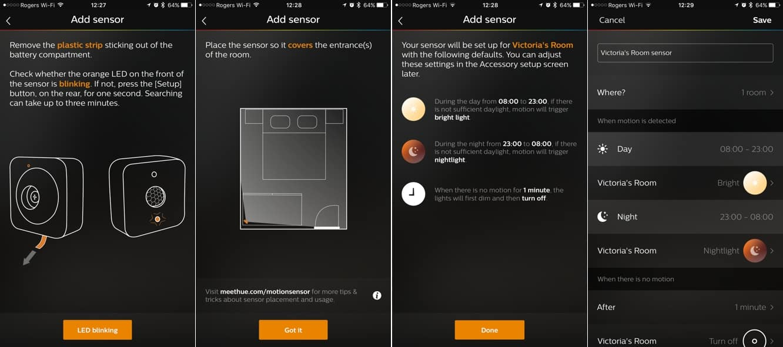 Review: Philips Hue Motion Sensor
