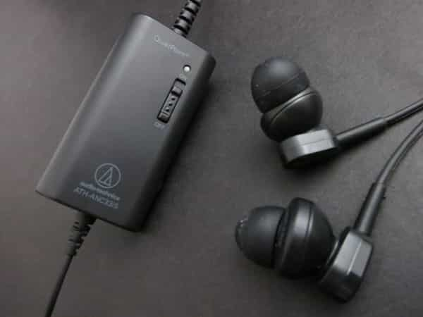 Review: Audio-Technica ATH-ANC33iS QuietPoint Active Noise-Cancelling In-Ear Headphone