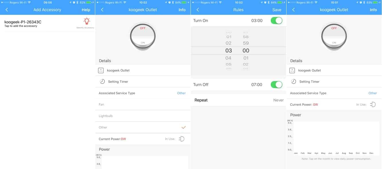 Review: Koogeek Wi-Fi SmartPlug for Apple HomeKit