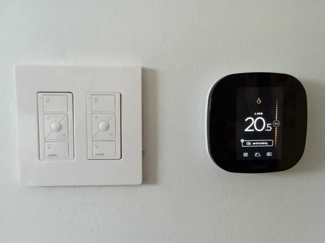 Review: ecobee3 HomeKit-enabled smart Wi-Fi thermostat