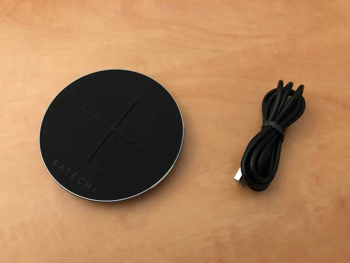 Review: Satechi Aluminum Type-C PD & QC Wireless Charger