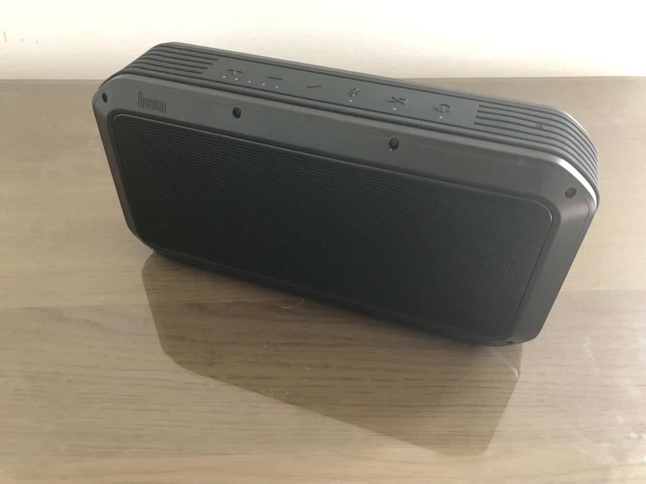 Review: Divoom Voombox Pro Rugged Portable Wireless Speaker