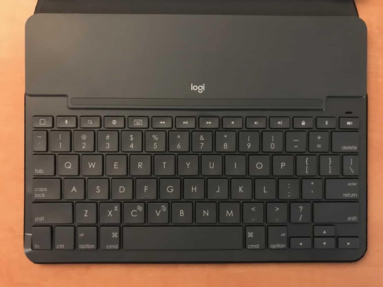 Review: Logitech Slim Folio iPad Keyboard Case