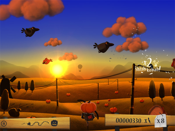 iPhone + iPad Gems: Cut the Rope Experiments, Shoot the Birds, Temple Run, Zen Wars + Zombie Gunship