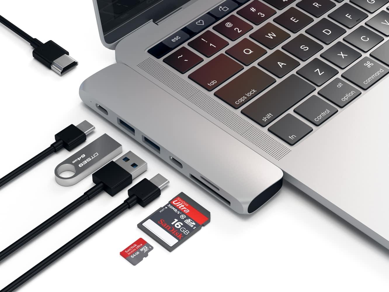 Satechi Type-C Pro Hub for MacBook Pro