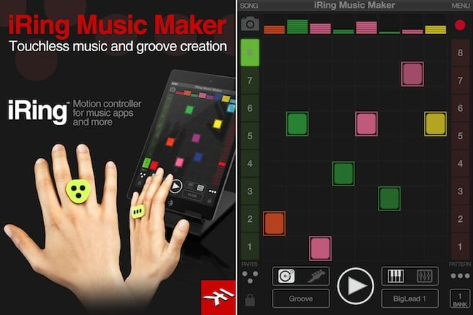 Review: IK Multimedia iRing Motion Controller