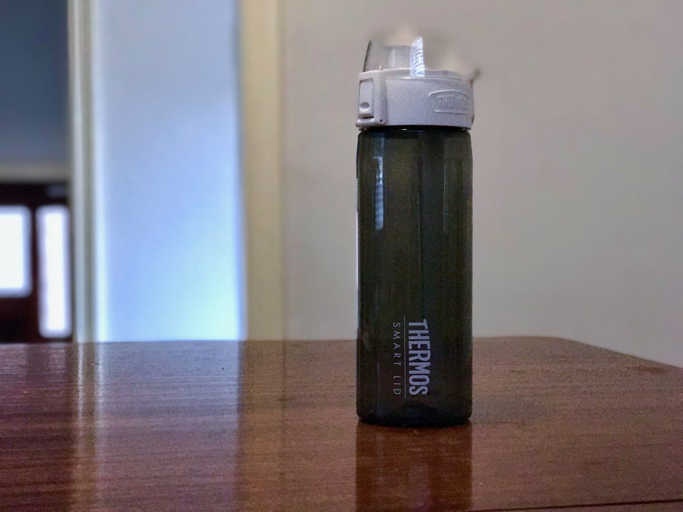 Review: Thermos Connected Hydration Bottle with Smart Lid