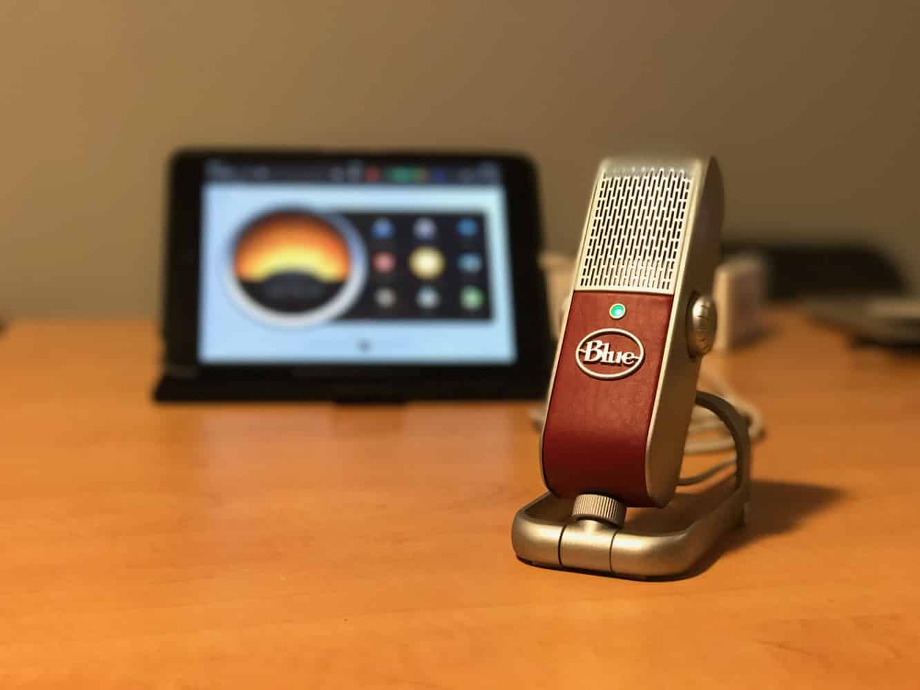 Review: Blue Microphones Raspberry Mobile Microphone