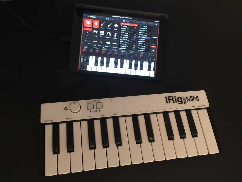 Review: IK Multimedia iRig Keys Mini