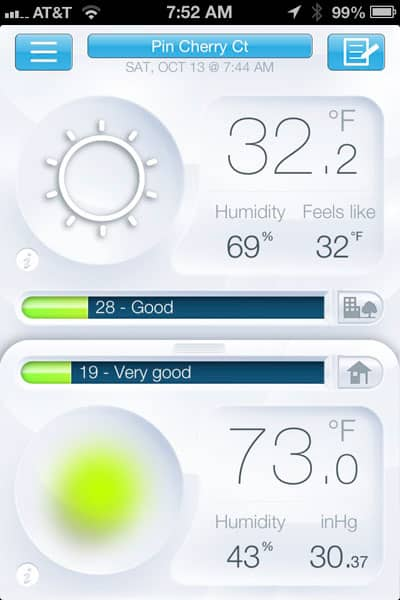 Review: Netatmo Urban Weather Station