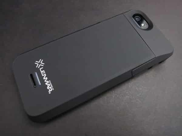 Review: Lenmar Meridian iPhone 5 Battery Case