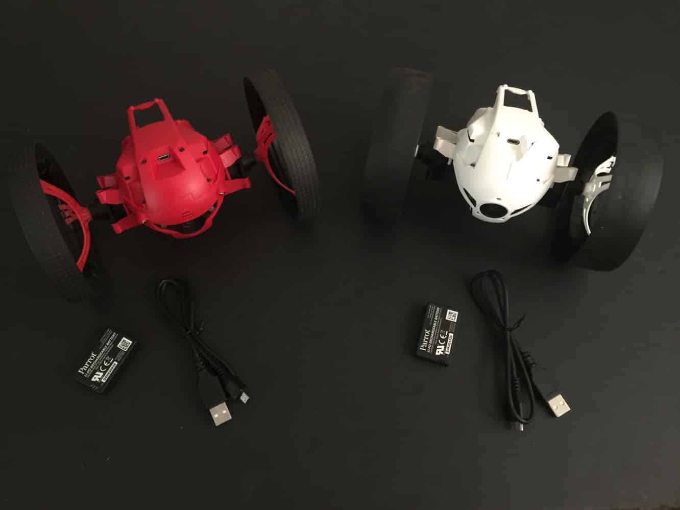 Review: Parrot Jumping Night and Jumping Race Drones