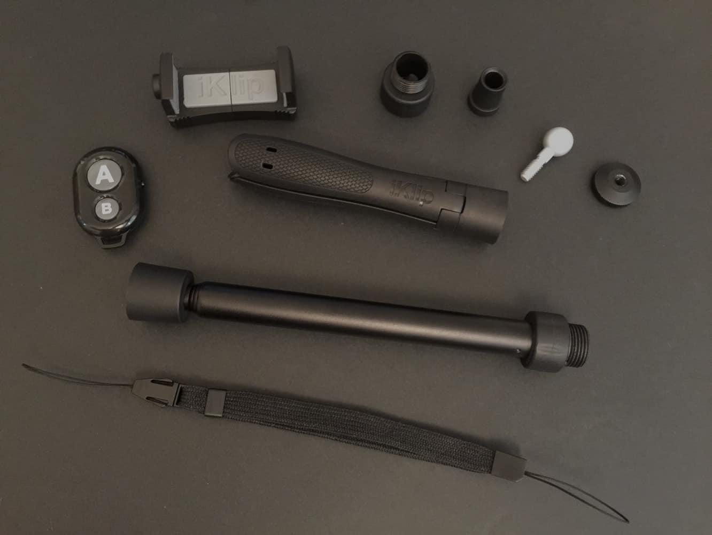 Review: IK Multimedia iKlip Grip