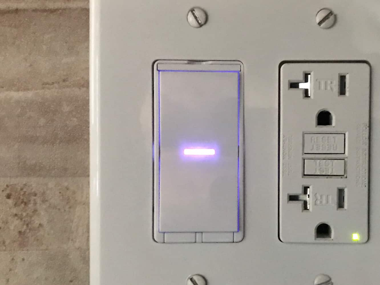 Review: iDevices Wall Switch
