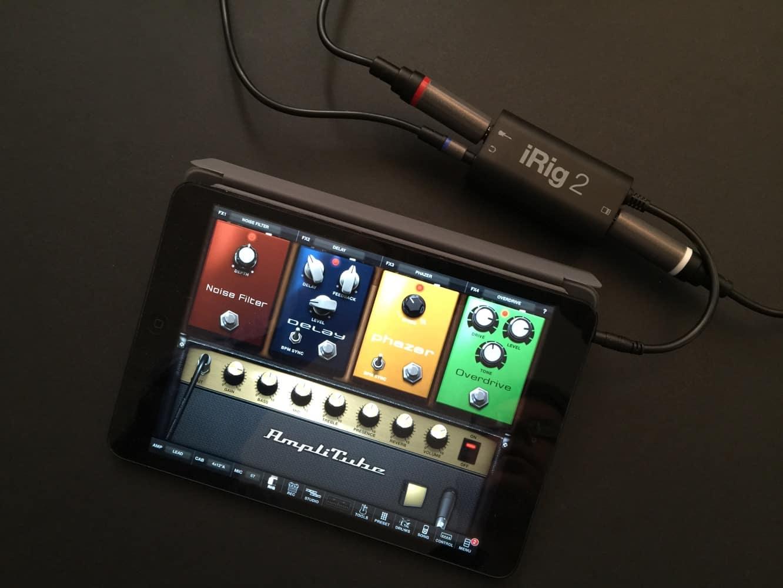 Review: IK Multimedia iRig 2 Guitar Interface