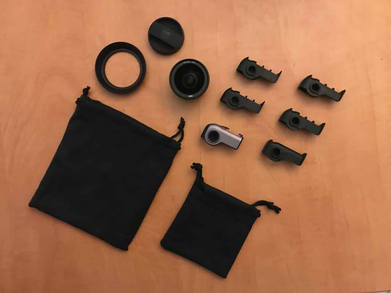 Review: ExoLens PRO with Optics by ZEISS Wide-Angle Lens Kit