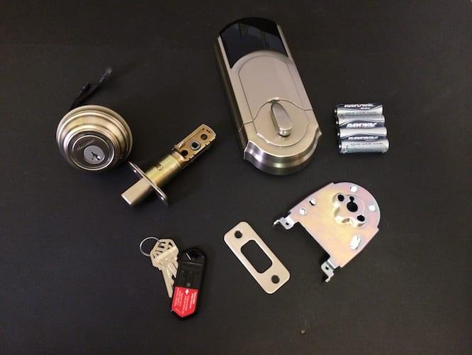 Review: Kwikset Kevo Smart Lock