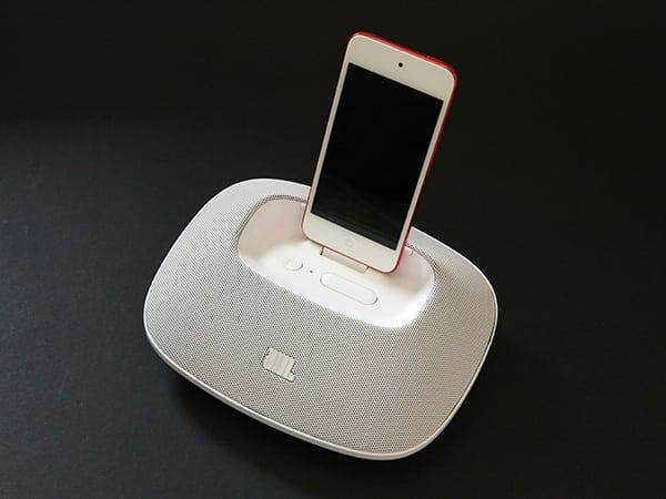 Non-Bluetooth Lightning dock speakers