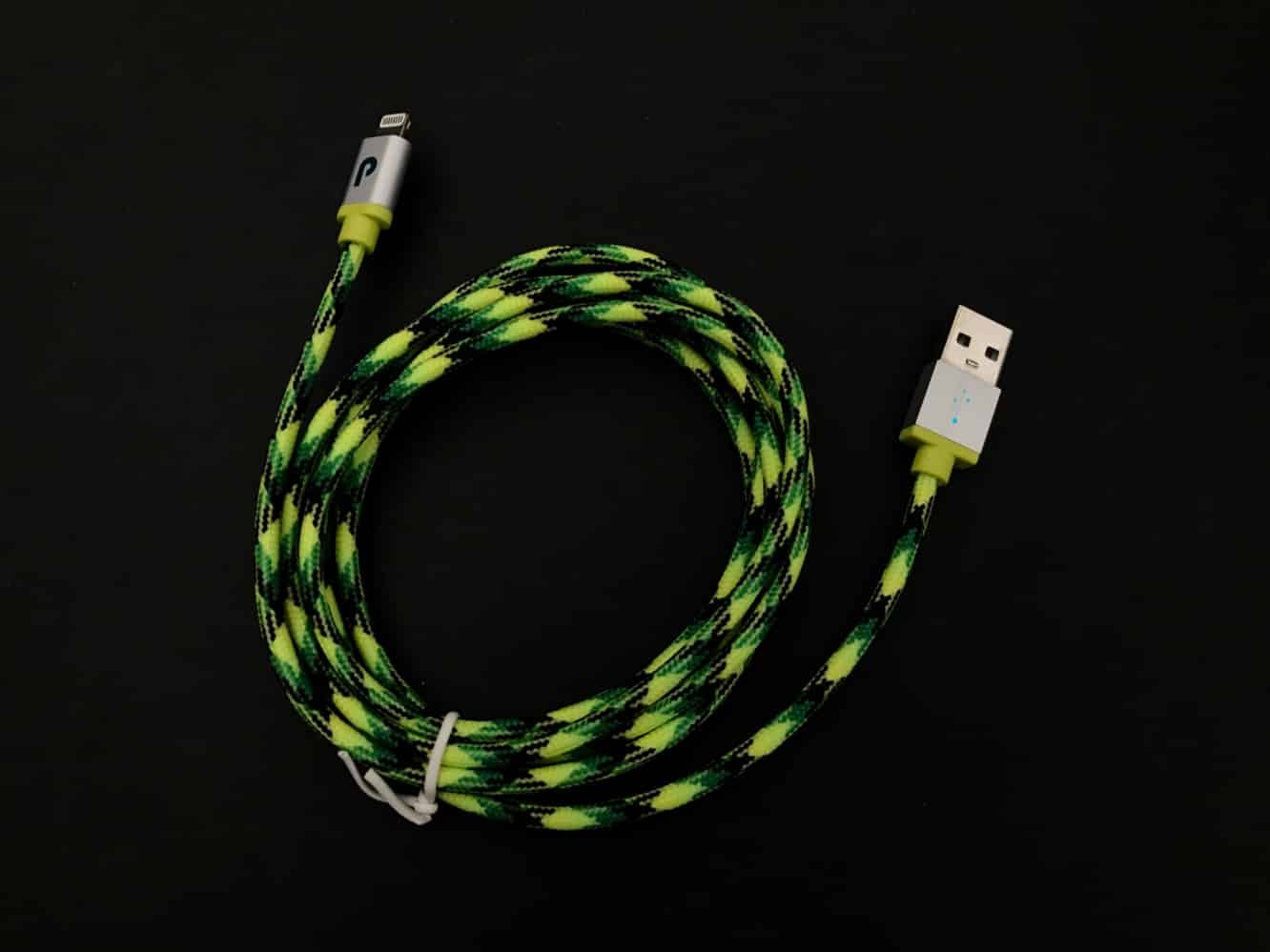 Paracable Lightning Cables — Continuum, Gecko, 1.21 Giggawatts