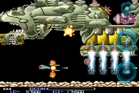 Review: Electronic Arts R-Type