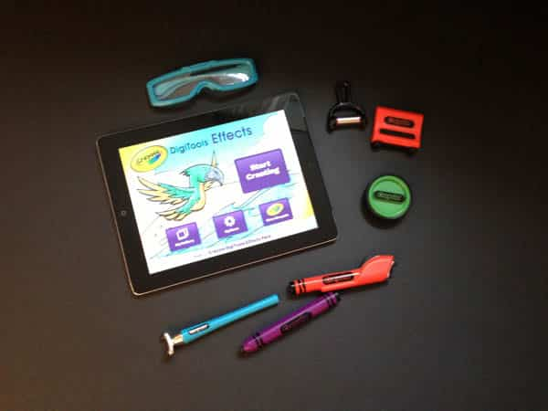 Review: Griffin Crayola DigiTools Ultra Pack