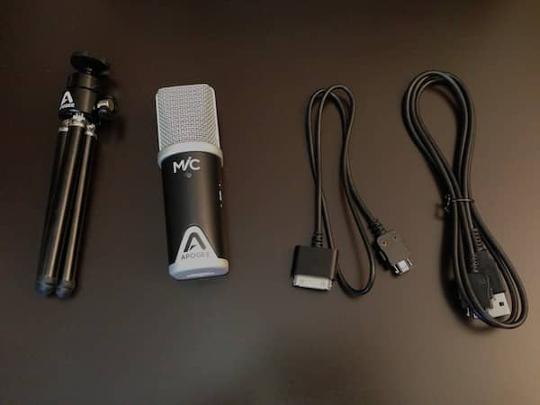 Review: Apogee Electronics MiC Studio Quality Microphone