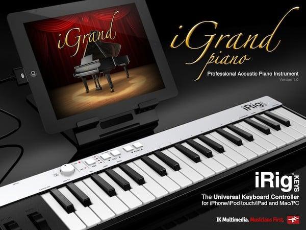 Review: IK Multimedia iGrand Piano