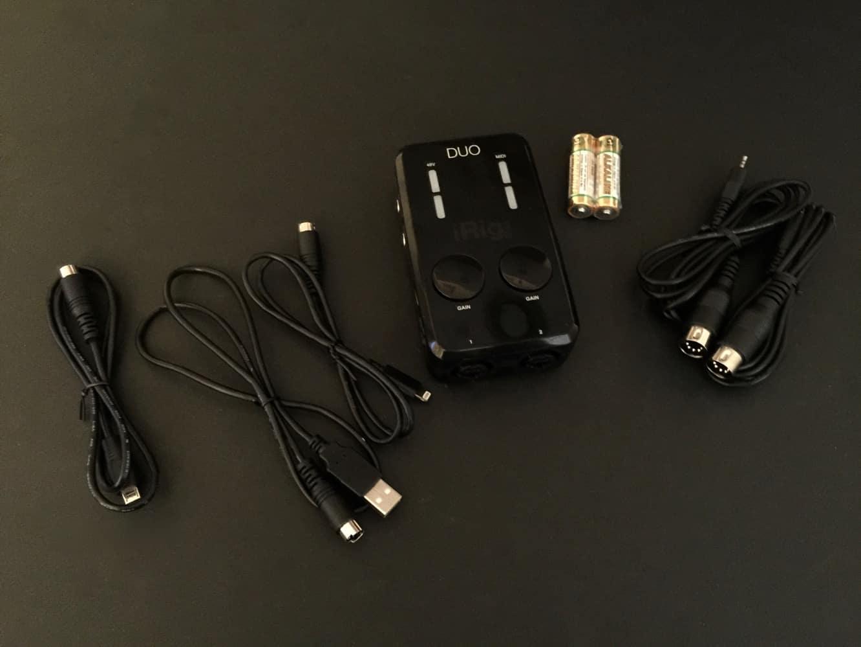 Review: IK Multimedia iRig Pro DUO