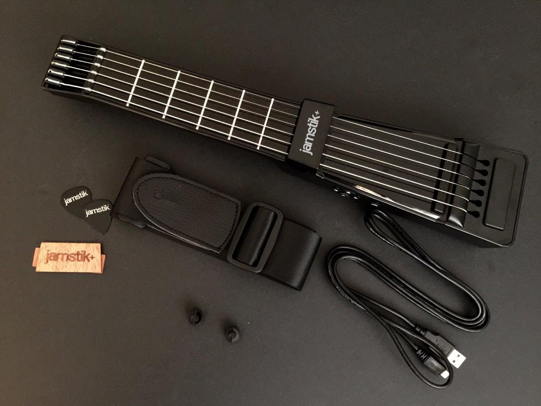Review: Zivix Jamstik+ MIDI Guitar Controller