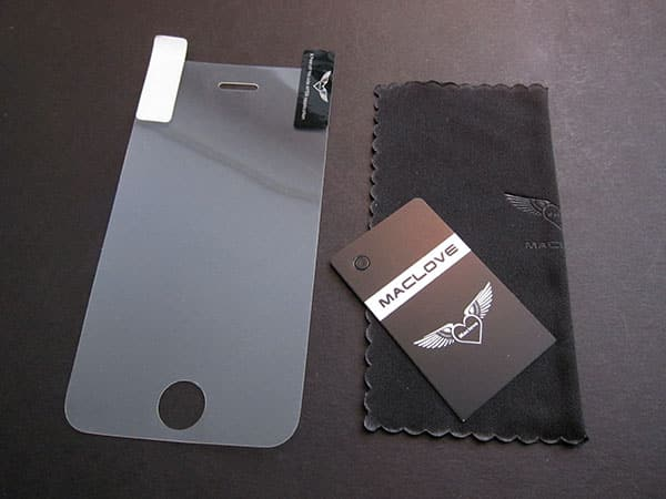 First Look: Maclove Challenger, iShow + Shields for iPhone 4