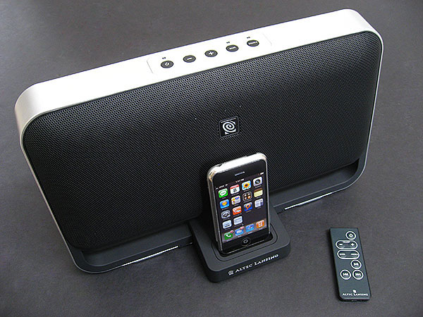 iDesign: The Iconic Portable Speakers of Altec Lansing