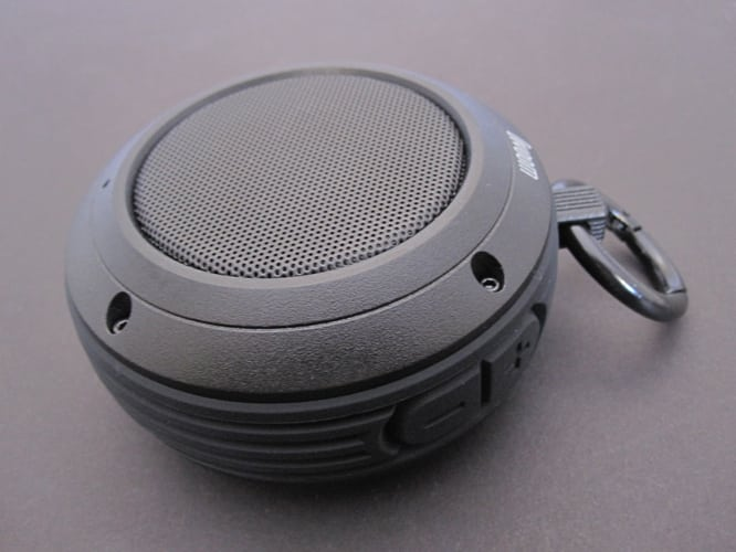 Review: Divoom Voombox Travel Rugged Portable Wireless Speaker