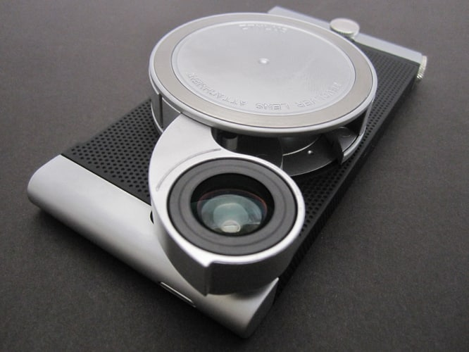 Review: Ztylus Camera Case + RV-2 Revolver Lens for iPhone 5/5s
