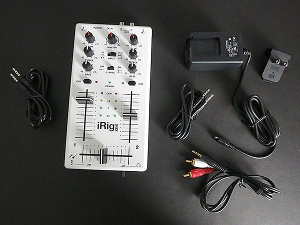 Review: IK Multimedia iRig MIX Mobile Mixer for iPhone/iPod touch/iPad