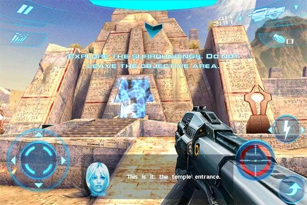 iPhone Gems: N.O.V.A. 2, Real Racing 2 + Shadow Guardian
