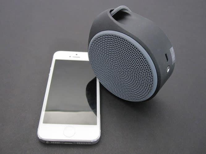 Review: Logitech X100 Mobile Wireless Speaker