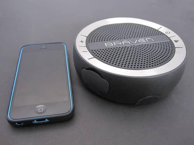 Review: Braven Mira Bluetooth Wireless Speaker