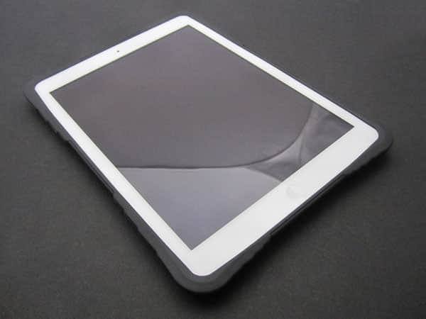Review: Macally Hardshell Case with Flexible Grip for iPad Air