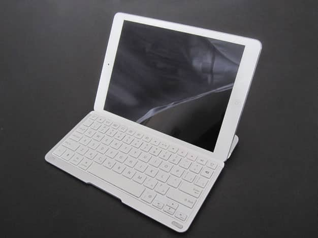 Review: Belkin Qode Thin Type Keyboard Case for iPad Air
